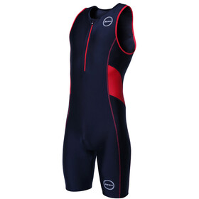 Zone3 Activate Combinaison de triathlon Homme, black/red